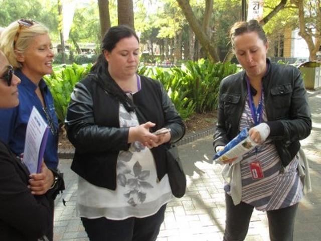 Brisbane Amazing Race Facilitators