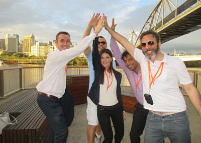 brisbane-amazing-race-team-building-event